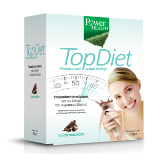 Power Health Top Diet Υποκατάστατο Γεύματος για τον Έλεγχο του Σωματικού Βάρους  ενεργεια   διατροφη   θελω συμπληρωμα για    αδυνάτισμα   έλεγχος βάρους