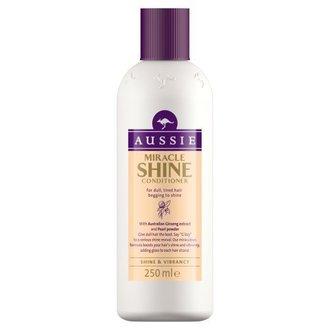 AUSSIE Miracle Shine Conditioner Μαλλακτική Κρέμα για Θαμπά & Ξηρά Μαλλιά 250ml γυναικα   μαλλια   conditioners