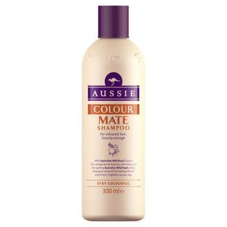 Aussie Colour Mate Shampoo -300ml Σαμπουάν για βαμμένα μαλλιά, προστατεύει τα μα γυναικα   μαλλια   σαμπουαν   για βαμμένα μαλλιά