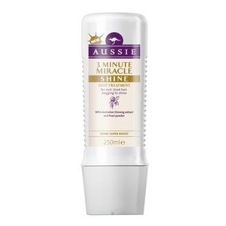 Aussie - 3 Minute Miracle Shine Deep Treatment 250ml - Κρέμα για ενυδάτωση και λ γυναικα   μαλλια   μασκεσ