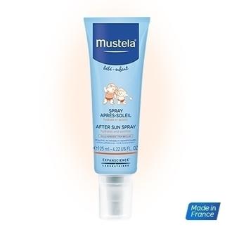Mustela After-sun spray 125ml-Προϊόν after sun (μετά τον ήλιο) για το σώμα των μ χειμωνασ   καλοκαιρι   αντιηλιακη προστασια   για μετα τον ηλιο