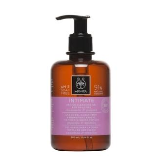 Apivita Intimate Daily Gel Καθαρισμού με Χαμομήλι&Πρόπολη 300ml Limited Edition γυναικα   ευαισθητη περιοχη   καθαρισμοσ  πλυσεισ