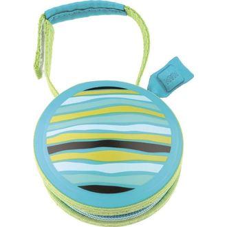 Mam Pod, Θήκη για 2 Πιπίλες 0m+ 325 Πράσινο- Γαλάζιο μητερα   παιδι   αξεσουαρ βρεφουσ   θηκεσ πιπιλασ