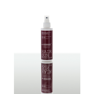 Korres Αντιηλιακό Μαλλιών Κόκκινο Αμπέλι 150ml