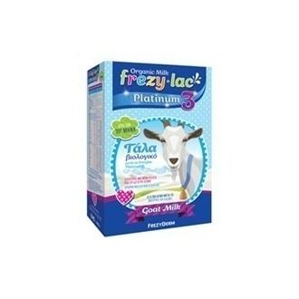Frezyderm - Frezylac Platinum 3 Βιολογικό Κατσικίσιο Γάλα - 400gr - Από τον 10ο μήνα