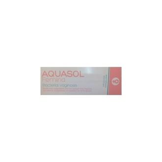 Aquasol Femina Bacterial Vaginosis Gel για Βακτηριακή Κολπίτιδα - 30ml γυναικα   ευαισθητη περιοχη   καθαρισμοσ  πλυσεισ