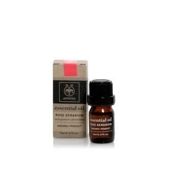 Apivita Essential Oil Γεράνι 5ml προσωπικη υγιεινη   αιθερια ελαια  ελαια