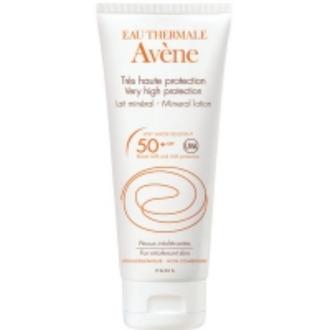Avene Lait Mineral SPF50+ 100ml χειμωνασ   καλοκαιρι   αντιηλιακη προστασια   αντιηλιακα σωματοσ