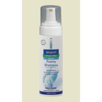 Frezyderm Atoprel Foamy Shampoo 150ml μητερα   παιδι   φροντιδα παιδιου   σαμπουαν