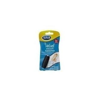 Scholl Velvet Soft-2 Ανταλλακτικά roll-on προσωπικη υγιεινη   φροντιδα ποδιων   ξηρα σκασμενα ποδια