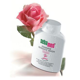 Sebamed Feminine Intimate Wash 200ml γυναικα   ευαισθητη περιοχη   καθαρισμοσ  πλυσεισ