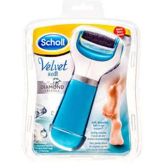 Scholl Velvet Soft - Ηλεκτρική Λίμα Ποδιών προσωπικη υγιεινη   φροντιδα ποδιων   ξηρα σκασμενα ποδια