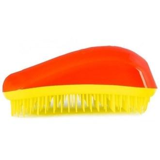 Dessata Επαναστατική Βούρτσα Μαλλιών.( Πορτοκαλί-Κίτρινο) γυναικα   μαλλια   βουρτσεσ