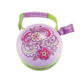 Mam Pod, Θήκη για 2 Πιπίλες 0m+ - 325 Ροζ-Πράσινο μητερα   παιδι   αξεσουαρ βρεφουσ   αλυσιδεσ πιπιλασ