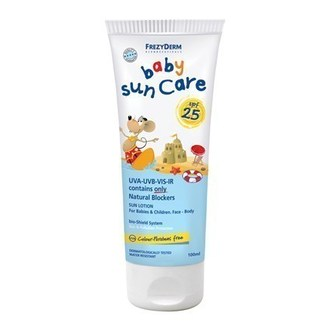 Frezyderm Baby Sun Care SPF25. 100ml.