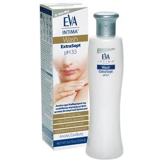 Eva Intima Wash Extrasept Καθαριστικό της ευαίσθητης περιοχής με έξτρα αντιμυκητ γυναικα   ευαισθητη περιοχη   καθαρισμοσ  πλυσεισ