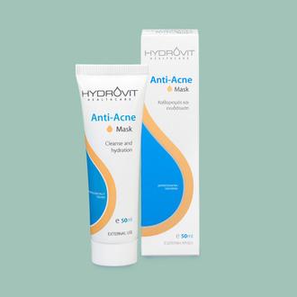 HYDROVIT Anti-Acne Mask 50ml γυναικα   προσωπο   ακμη