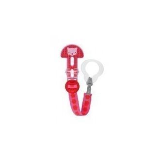 MAM Animal Clip 0+ Ροζ (310) μητερα   παιδι   αξεσουαρ βρεφουσ   αλυσιδεσ πιπιλασ