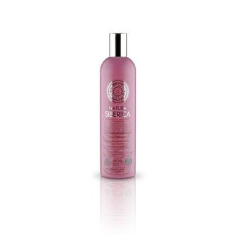 Natura Siberica Coloured and Damaged Hair Shampoo, για Βαμμένα και Ταλαιπωρημένα γυναικα   μαλλια   σαμπουαν   ξηρά αφυδατωμένα